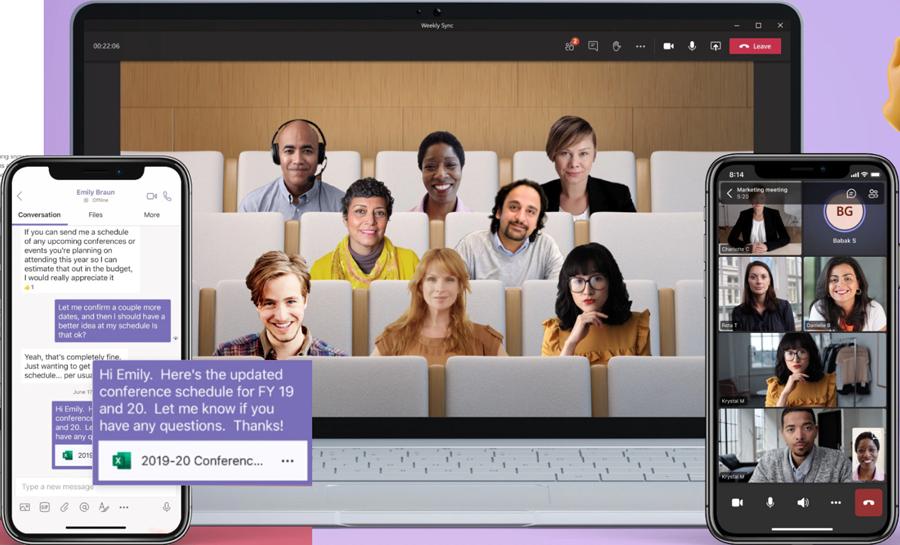 CircleNet VoIP Phone systems Auckland – Microsoft Teams